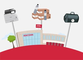Ricoh Supply Chain